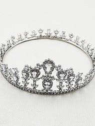 Women's Brass Headpiece-Wedding Special Occasion Tiaras 1 Piece