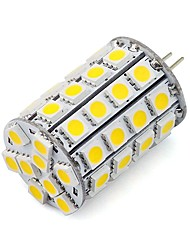 5W G4 LED à Double Broches Tube 30 SMD 5050 460 lm Blanc Chaud Blanc Froid Gradable Décorative DC 12 V 1 pièce