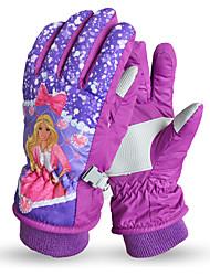 Ski Gloves Winter Gloves Women's Activity/ Sports Gloves Keep Warm Snowproof Ski & Snowboard PU Ski Gloves Winter