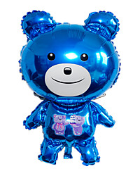 Balloons Holiday Supplies Animal Aluminium Blue For Boys / For Girls 5 to 7 Years