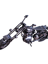 Display Model Model & Building Toy Toys Novelty Motorcycle Metal Gray / Silver For Boys