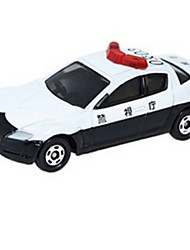 Vehicle Novelty Toy Car Novelty White Metal