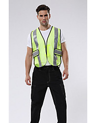 Outdoor Warning Reflective Vest Fluorescent Suit