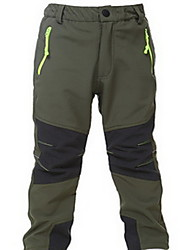 Women's / Men's / Kid's Bottoms Camping / Hiking / Exercise & Fitness / Leisure Sports / RunningWaterproof / Breathable / Thermal / Warm