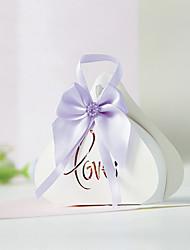 12 Шт./набор Фавор держатель-Креатив Картон Коробочки Подарочные коробки Без персонализации