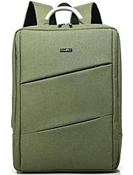 fashion 15,6 polegadas mochila negócios cb-6207 dos homens de computador ombro notebook