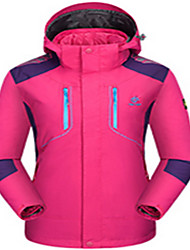 Sports Ski Wear Tops Women's Winter Wear Winter Clothing Waterproof / Breathable / Thermal / Warm / Windproof / WearableSkiing / Skating