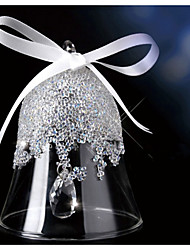 Auto Accessories Wind Chime Car Accessories Crystal Campanula