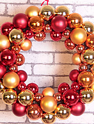 Christmas Tree Decoration Christmas Ball Garland Mall Hotel Window Decoration Door Hanging