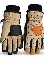 Ski Gloves Winter Gloves Kid's Activity/ Sports Gloves Keep Warm Snowproof Ski & Snowboard Ski Gloves Winter