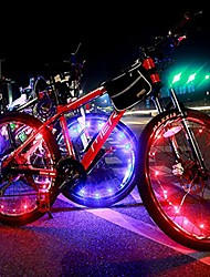 3m30lights led bicycle string lights