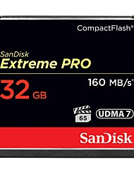 Sandisk 32GB Compact Flash CF Card memory card Extreme PRO 1067X UDMA7
