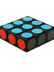 Toys Smooth Speed Cube 1*3*3 Novelty Stress Relievers Magic Cube Black ABS Plastic