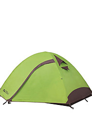 MOBI GARDEN 2 persons Tent Double Automatic Tent One Room Camping Tent OxfordKeep Warm Waterproof Portable Windproof Ultraviolet