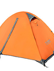 Moistureproof/Moisture Permeability Breathability Foldable Keep Warm One Room Tent Orange