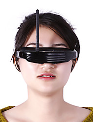 5.8G fpv aircraft model head-mounted glasses virtual display 80-inch large-screen AV interface