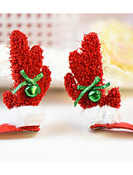 Girls Hair Accessories,All Seasons Red White