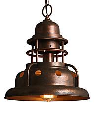 Vintage Industrial Edison Simplicity Loft Pendant Lights Metal Dining Room Kitchen Bar Cafe Hallway Balcony Light Fixture