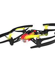 Drone RC Airborne 8 4 Canaux 3 Axes 2.4G Avec Caméra Quadrirotor RCEclairage LED Auto-Décollage Sécurité Intégrée Vol Rotatif De 360