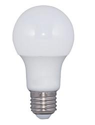 9W E26/E27 LED Kugelbirnen A60(A19) 15 SMD 2835 700 lm Warmes Weiß AC 220-240 V 1 Stück