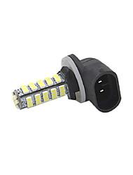 Teso 881 4W dc 12 v 68pcs 3020 SMD 6000-6500k luzes de nevoeiro mergulhado farol