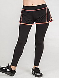Course / Running Cuissard  / Short Bas Femme Respirable Anti-transpiration Confortable Térylène CoolmaxExercice & Fitness Courses