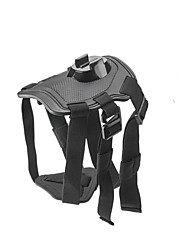 GP197 Animal Hound Fetch Dog Harness Mount Chest Strap Belt for GoPro Hero