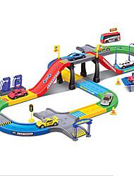 Трек вагоностроительный Креатив Необычные игрушки Автомобиль Оригинальные Радужный Пластик Рождество День рождения День детей