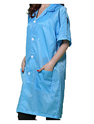 Short-Sleeved Summer,, Anti-Static Clean Room Clothing, Clean