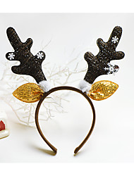 Girls Hair Accessories,Winter Brown