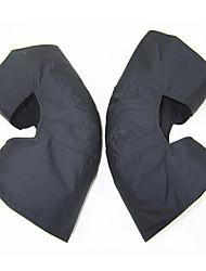 ostenta perna de proteção quente para baixo luz moda calor pernas de proteção cor de eléctrico nylon joelho