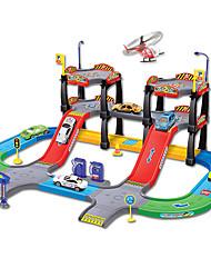 Track Rail Car / Toys Creative Novelty Toy Car Novelty Rainbow Plastic Christmas / Birthday / Children's Day