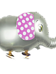 Balloons Holiday Supplies Animal Rubber Gray For Boys / For Girls 2 to 4 Years / 5 to 7 Years / 8 to 13 Years