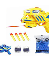 Pretend Play Leisure Hobby Novelty Sniper Rifle ABS / Plastic Blue / Yellow / Silver For Boys / For Girls