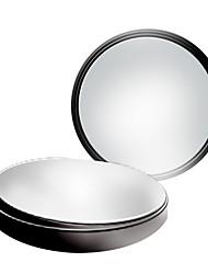 rundong® sicurezza auto regolabile rotante specchietto retrovisore cieco specchio posto di medie dimensioni 1pc (selezione di colore)