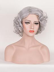 Outstanding Short Grey Wigs Lightinthebox Com Hairstyles For Men Maxibearus