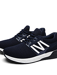 Men's Athletic Shoes Spring / Summer / Fall / Winter Platform / Comfort PU / Canvas Outdoor / Athletic / Casual Low HeelRibbon Tie /