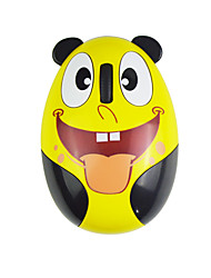 Mute Button Funny Charging Mouse 1000 DPI Mini / Novelty Mouse with Wireless 2.4GHz