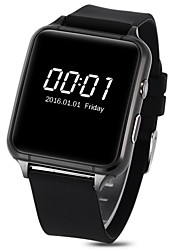 M98 pulsmesser multifunktions smartwatch / bluetooth 4.0 / support sim tf karte herzfrequenzmonitor für ios android