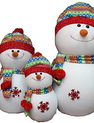 Weihnachts Geschenke Spielzeug für Weihnachten Urlaubszubehör Weihnachten Gewebe Baumwolle Rot Weiß
