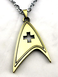 Inspired by StarTrek Anime Kirk Cosplay Accessories Necklace