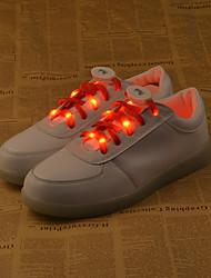 LED Light Up Материал не указан для Шнурки Others Синий / Желтый / Зеленый / Розовый / Красный / Белый / Оранжевый