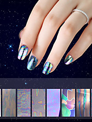 1pcs Nail Art Sticker Nail Star Sticker