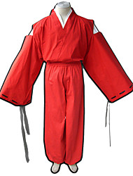 InuYasha Cosplay Costumes  Kimono Coat/ Pants / More Accessories Male