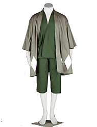 Dead Cosplay Costumes  Top/ Kimono Coat / Pants / Belt Kid