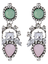 / Drop Earrings Jewelry Women Daily Casual Sterling Silver 1 pair As Per Picture