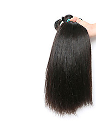 "3Pcs Lot 8-30"" Indian Straight Hair wefts Unprocessed Virgin Human Hair Weave Bundles"