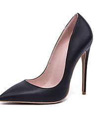 Women's Heels Spring Summer Fall Shoes & Matching Bags Glitter Wedding Party & Evening Casual Stiletto Heel Sequin Black Silver Gold