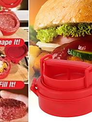 Stuffed Burger Meat Press Hamburger Grill Patty Maker Kitchen Cooking Beef Poultry