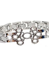 Cosplay Anime Bracelet Silver Alloy Male / Female / Kid